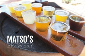Far-flung Friday Drinks – Matso's Brewery, Broome