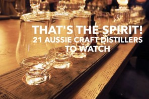 That's the spirit! 21 Australian craft distilleries to watch