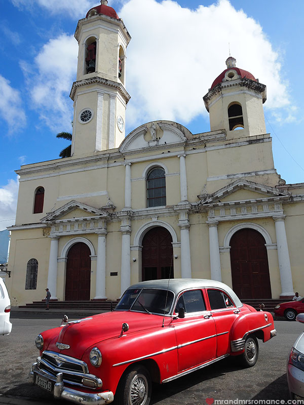 Mr & Mrs Romance - where to go in Cuba - Cienfuegos square