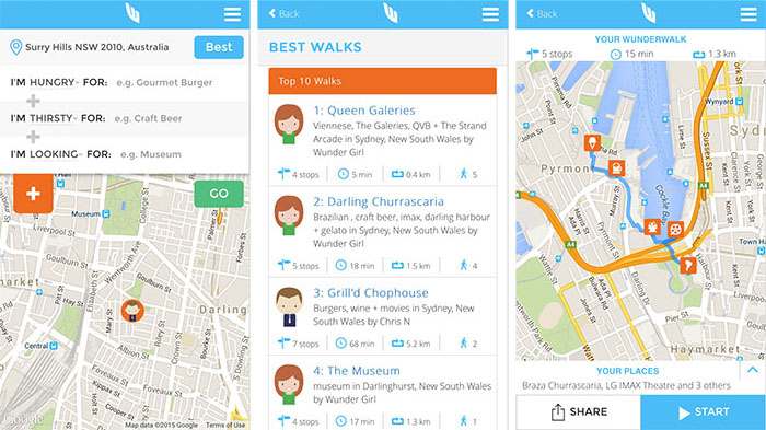 3 musthave apps for spontaneous travel – App Travel Map