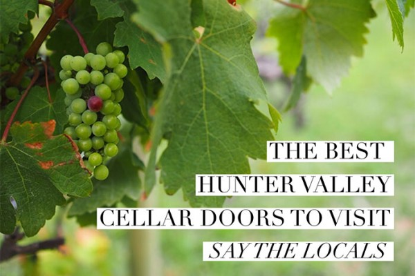 Mr and Mrs Romance - 15 best Hunter Valley wineries and cellar doors the locals love