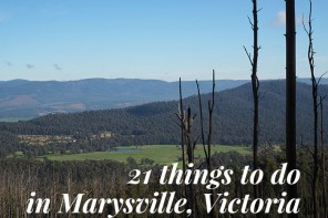 21 things to do in Marysville, Victoria