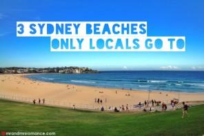 3 Sydney beaches only locals go to