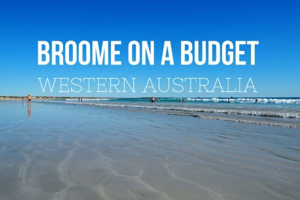 Mr & Mrs Romance - Broome on budget - 1a feature