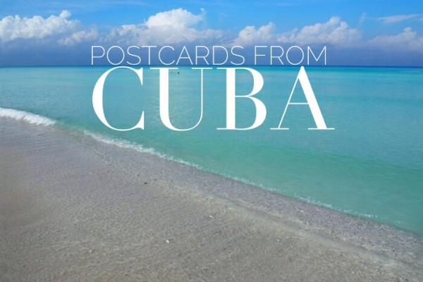 Mr & Mrs Romance - Postcards from Cuba - Feature