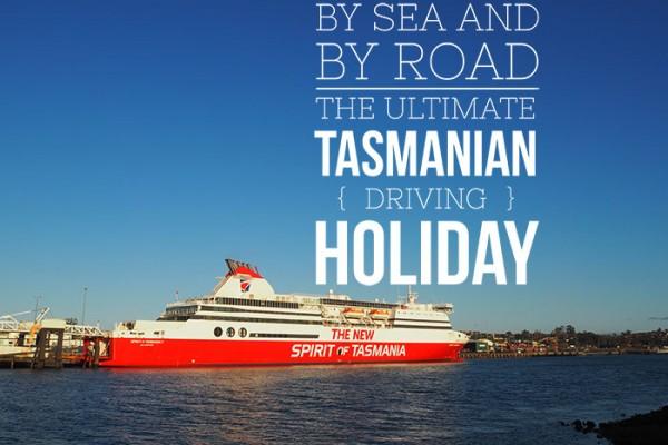 Mr & Mrs Romance - Spirit of Tasmania - feature pic