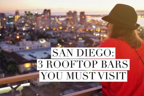 3 San Diego rooftop bars you must visit