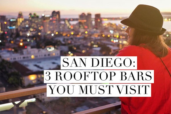 Mr and Mrs Romance - San Diego rooftop bars you must visit 5