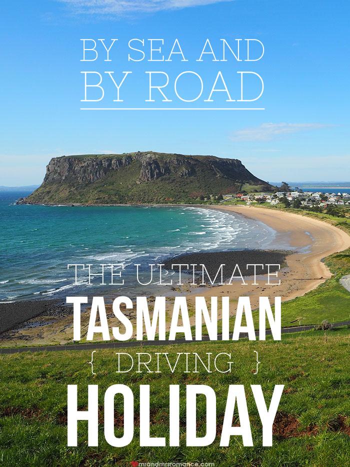 Mr & Mrs Romance - Spirit of Tasmania - title pic
