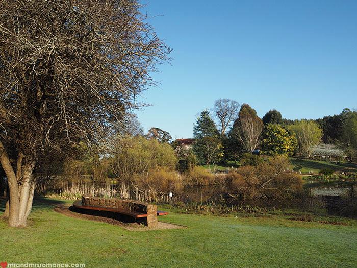 Mr & Mrs Romance - Spirit of Tasmania - Raspberry Farm Cafe
