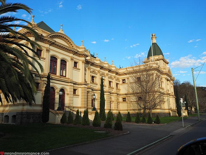 Mr & Mrs Romance - Spirit of Tasmania - Launceston