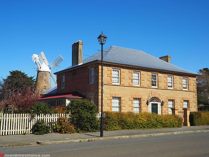 Mr & Mrs Romance - Spirit of Tasmania - Oatlands