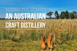 Behind the scenes of an Australian craft whisky makers – Black Gate Distillery