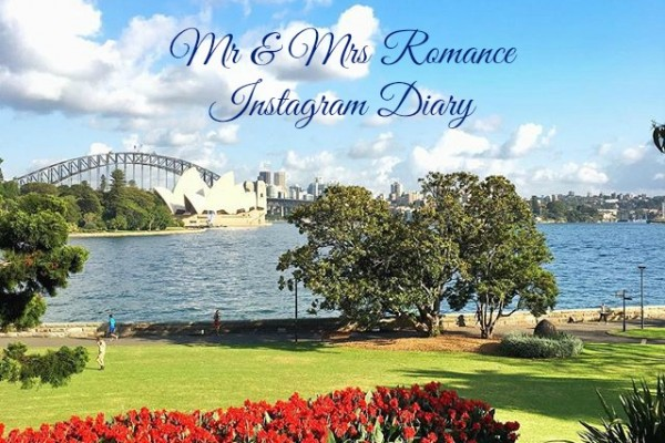 Mr & Mrs Romance - Insta Diary - 1 Sydney morning