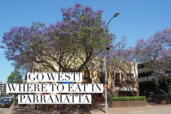 Mr and Mrs Romance - Go West - Where to eat in Parramatta