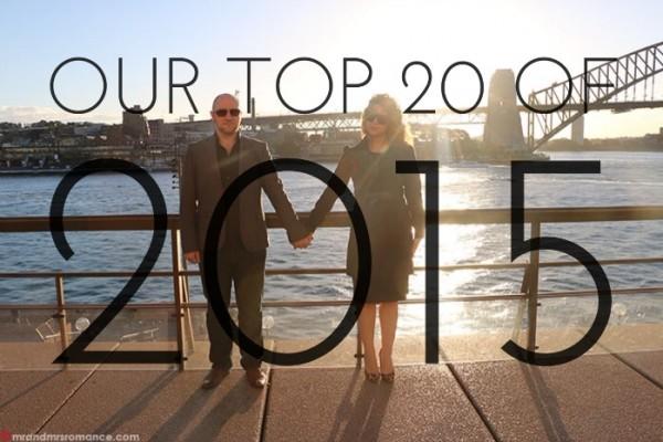 Mr & Mrs Romance - best of 2015 - title