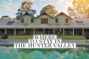 Where to stay in the Hunter Valley – Spicers Vineyards Estate Hotel, Pokolbin