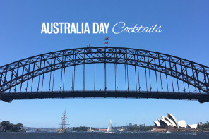 Australia-themed cocktails for Australia Day