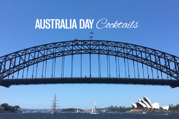 Mr and Mrs Romance - Australia Day Cocktail recipes