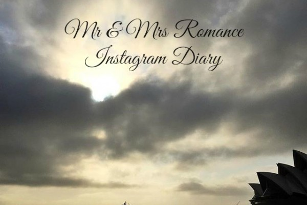 Mr & Mrs Romance - Instagram Diary - 1 Title pic