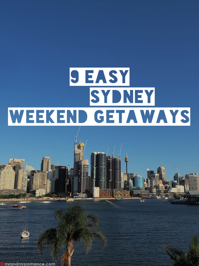 weekend escape sydney - photo#8