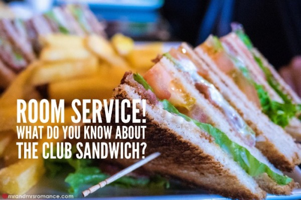 Club sandwich - title pic