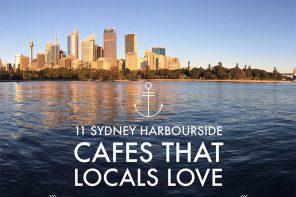 11 Sydney harbourside cafés locals love