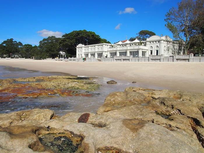 Bathers Pavilion Cafe Balmoral Beach