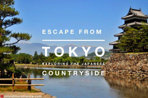 Mr & Mrs Romance - Japan escape - 1 feature