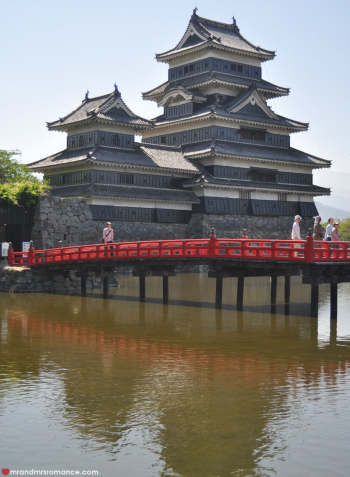 Mr & Mrs Romance - Japan escape - 20 Matsumoto castle