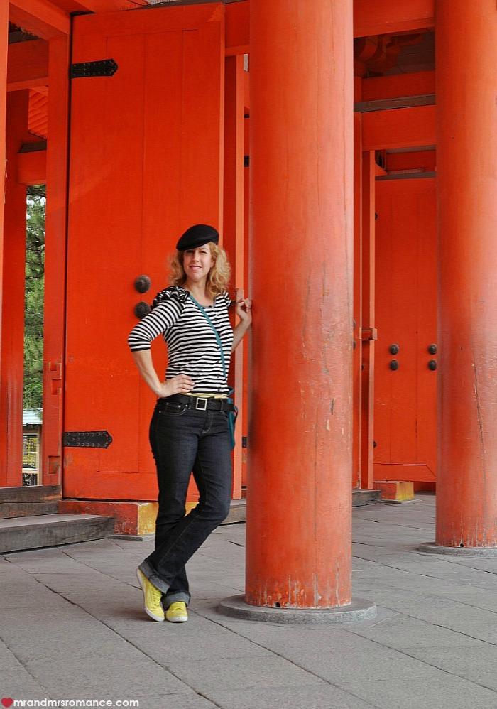 Mr & Mrs Romance - Kyoto temples - 11 Yasaka jinja 2