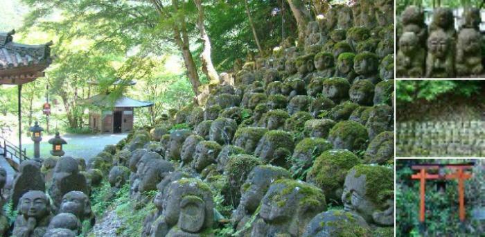 Mr & Mrs Romance - Kyoto temples - 12 Otagi Nenbutsu ji