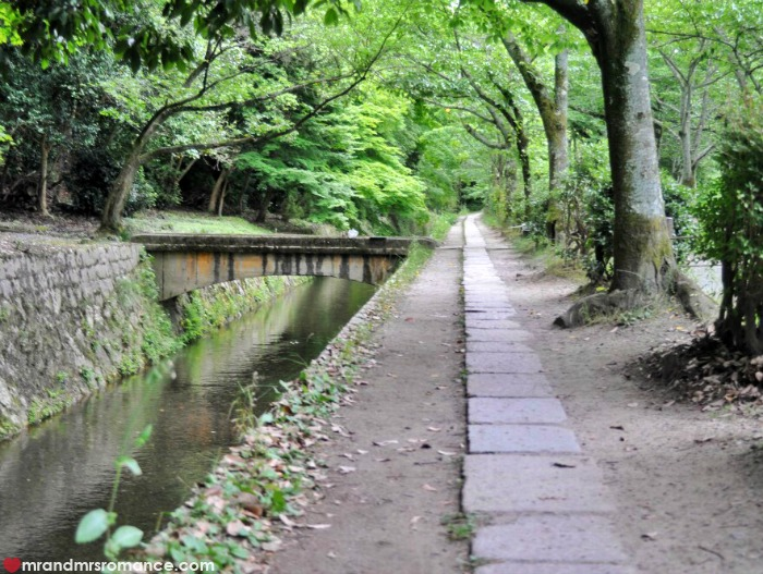 Mr & Mrs Romance - Kyoto temples - Kyoto river walk