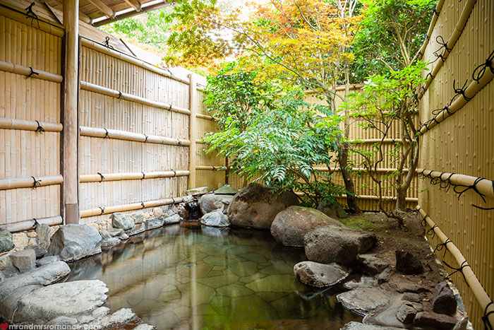 Mr & Mrs Romance - how to use Japanese onsen like a local