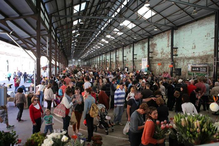 3 Mr & Mrs Romance - Sydney Markets - Carriageworks