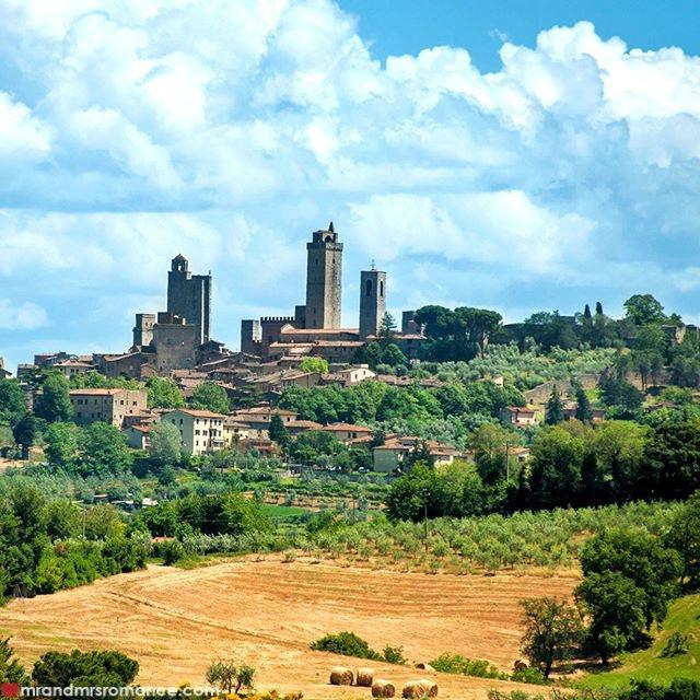 Mr & Mrs Romance - Insta Diary - 52 San Gimignano