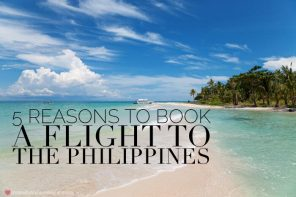 5 reasons to book a flight to the Philippines – hot tips from a local