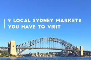 9 local Sydney markets you have to visit