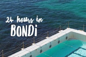 What to do when you've only got 24 hours in Bondi