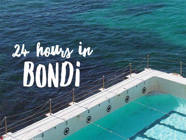 Mr and Mrs Romance - 24 Hours in Bondi Australia