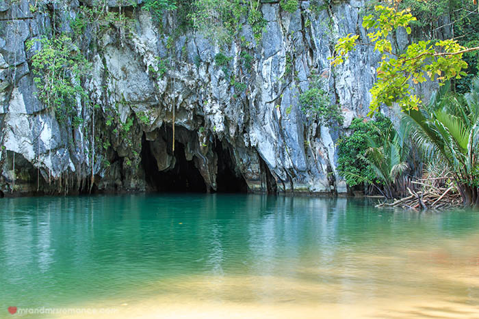The Underground River of Puerto Princesa, Palawan, Philippines
