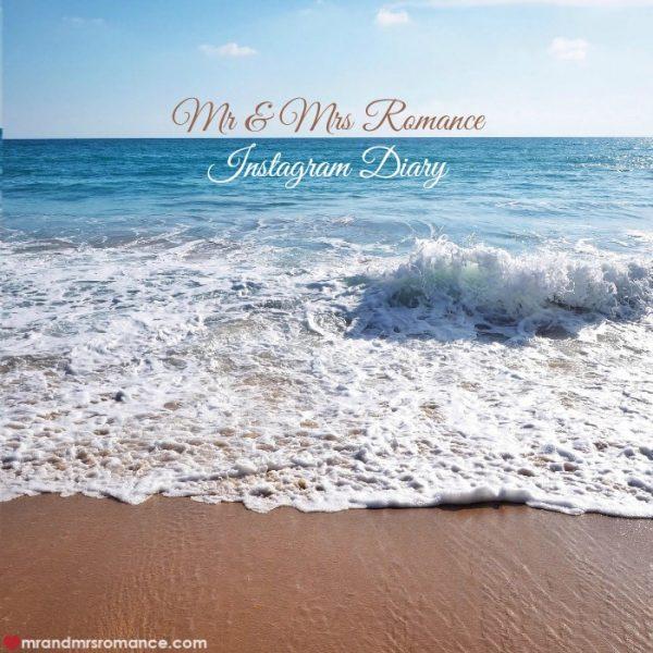 Mr & Mrs Romance - Insta Diary - title