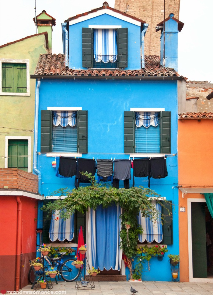 Mr & Mrs Romance - Insta Diary - 52 Burano Venice