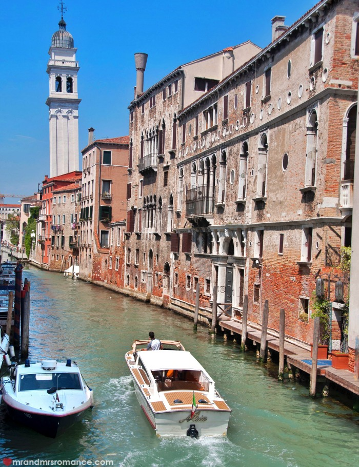 Mr & Mrs Romance - Insta Diary - 53 Venice back streets
