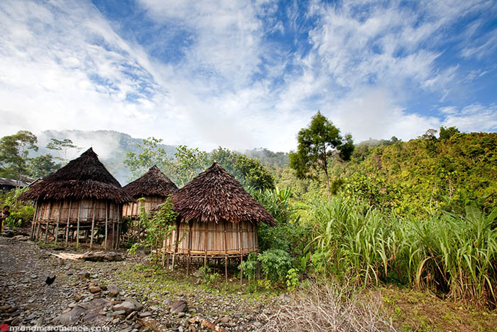 Mr and Mrs Romance - 9 places to escape winter when you haven't saved for a holiday - like PNG