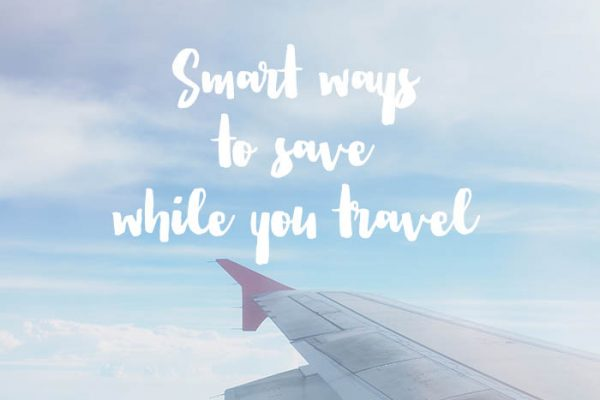 Mr and Mrs Romance - How to save money while you're travelling