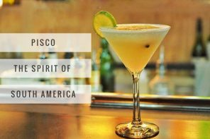 Pisco – the spirit of South America