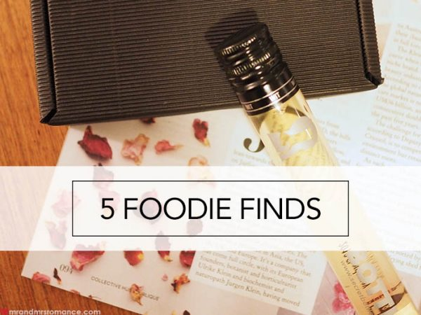 Mr and Mrs Romance - Foodie Finds - Secret Bottle Wines