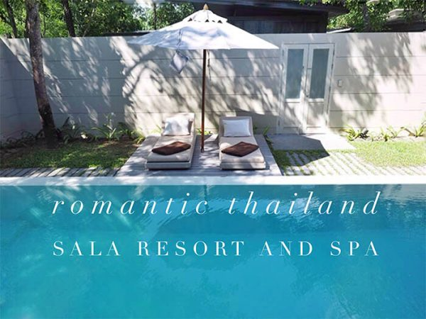 Mr and Mrs Romance - Where to stay in Phuket Thailand - Sala Resort review 01