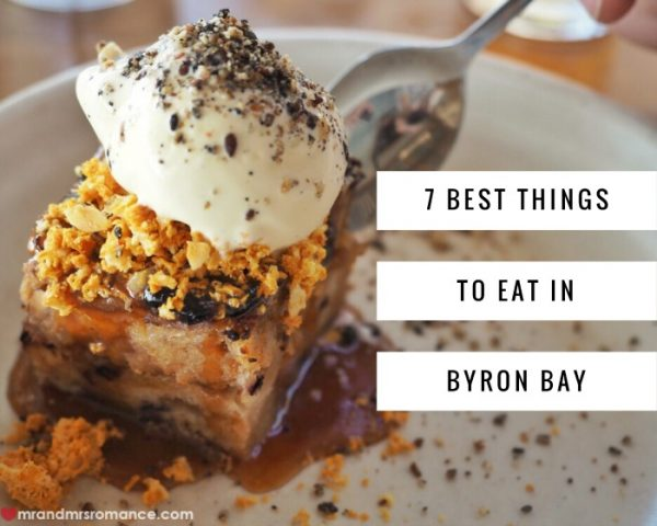 Mr & Mrs Romance - Byron Bay food - 1 feature